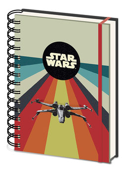 Star Wars - Nostalgia Cuaderno