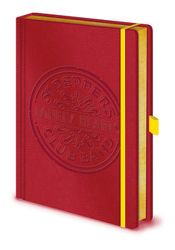 The Beatles - Sgt. Pepper's Lonely Hearts Cuaderno