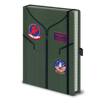 Cuaderno Top Gun - Flight Suit