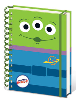 Toy Story 4 - Alien Cuaderno