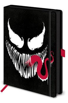 Venom - Face Cuaderno