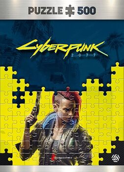 Πъзели Cyberpunk 2077 - Female V