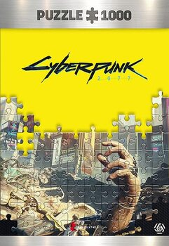 Puslespill Cyberpunk 2077 - Hand