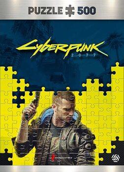 Puslespil Cyberpunk 2077 - Male V