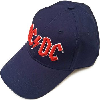 Czapeczka z daszkiem AC/DC - Red Logo