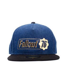 Czapeczka z daszkiem Fallout - Fallout 76 Logo