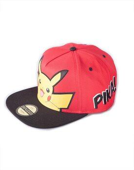 Czapeczka z daszkiem Pokemon - Pikachu