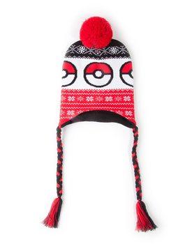 Czapeczka z daszkiem Pokemon - Pokeball