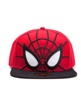 Czapeczka z daszkiem Spiderman - 3D