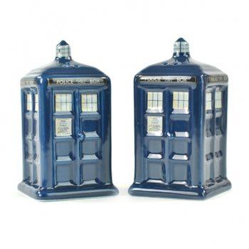 Další merchandise  Doctor Who - Tardis