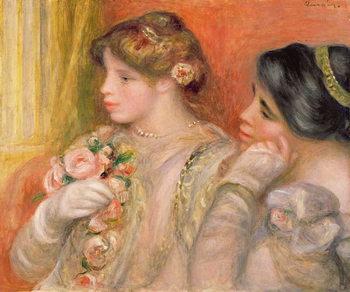 Dans La Loge, c.1908 Festmény reprodukció