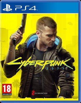 Dataspill Cyberpunk 2077 (PS4)