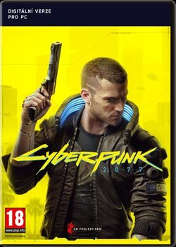Datorspel Cyberpunk 2077 (PC)