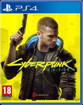 Datorspel Cyberpunk 2077 (PS4)