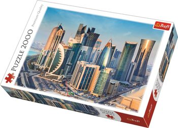 Puzzle Dauhá, Katar