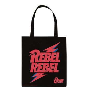 Bolso David Bowie - Rebel
