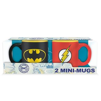 Taza DC Comics - Batman & Flash