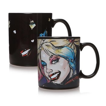 Šalice DC Comics - Harley Quinn