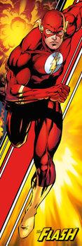 DC Comics - Justice League Flash - плакат (poster)