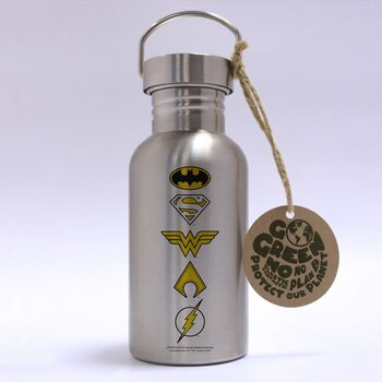 Бутилка DC Comics - Logos