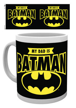 Becher DC Comics - My Dad Is Batman