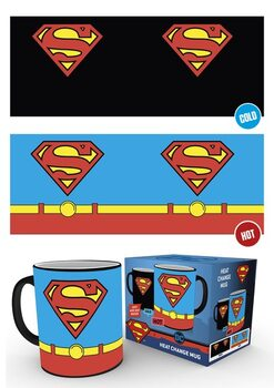 Taza DC Comics - Superman Costume