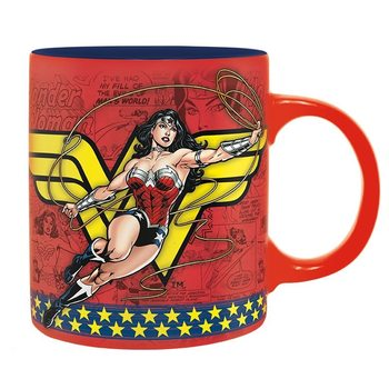 Krus DC Comics - Wonder Woman Action