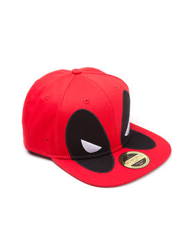 Basecap Deadpool - Big Face
