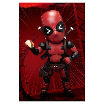 Figurica Deadpool - Egg Attack