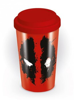 To-go-Becher Deadpool - Splat