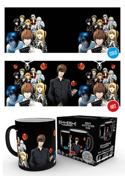 Kubki Death Note - Group