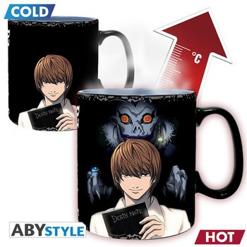 Tasse Death Note - Kira & L