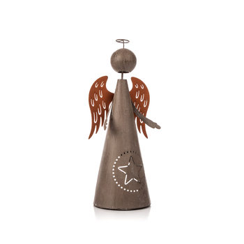 Metal Angel, 26 cm Decoración de casa