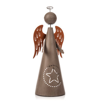 Metal Angel, 33 cm Decoración de casa