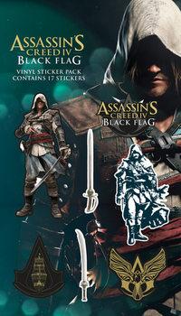 Assassin's Creed 4 - black flag - dekorációs tapéták