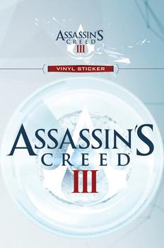 Assassin's Creed III - logo - dekorációs tapéták