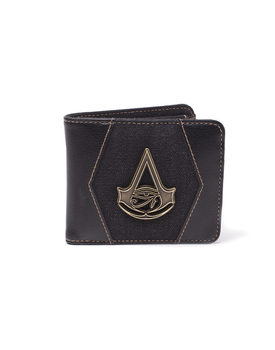 Assassin's Creed Origins - Origins Crest Bi-Fold Wallet Denarnica