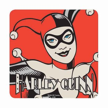 Batman - Harley Quinn Dessous de Verre