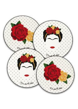 Frida Kahlo - Minimalist Dessous de Verre