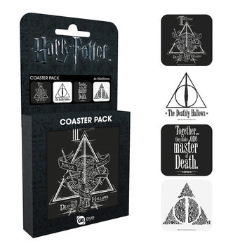 Harry Potter - Deathly Hallows Dessous de Verre