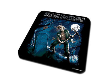 Iron Maiden – Benjamin Breeg Dessous de Verre