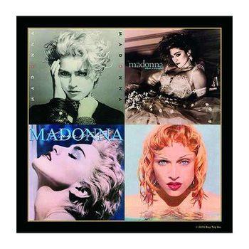 Madonna – Album Montage Inc Groove & Virgin Dessous de Verre