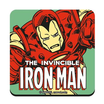 Marvel - Iron Man Dessous de Verre
