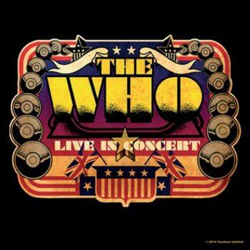 The Who – Live In Concert Dessous de Verre