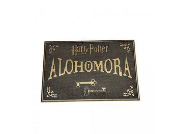 Deurmat Harry Potter - Alohomora (Rubber)
