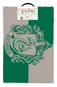 Deurmat Harry Potter - Slytherin
