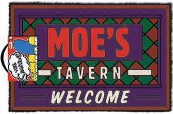 Deurmat  The Simpsons - Moe's Tavern