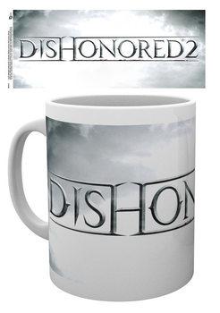 чаша Dishonored 2 - Logo