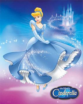 Disney - Disney princess - плакат (poster)