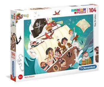 Puzzle Disney Jake Nimmerland - Piraten
